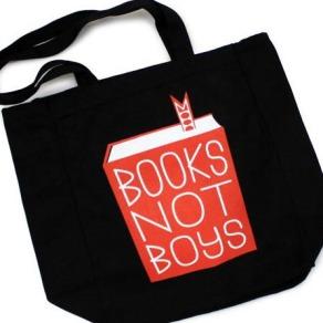 Books not Boys