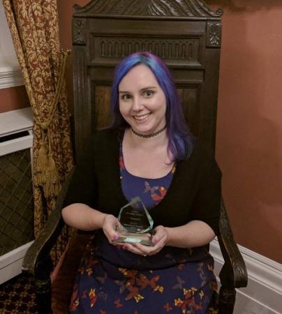 Stevenson Award